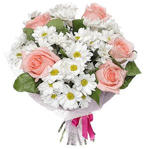 """цветы ко дню матери Букет """"Любимой маме"""""""